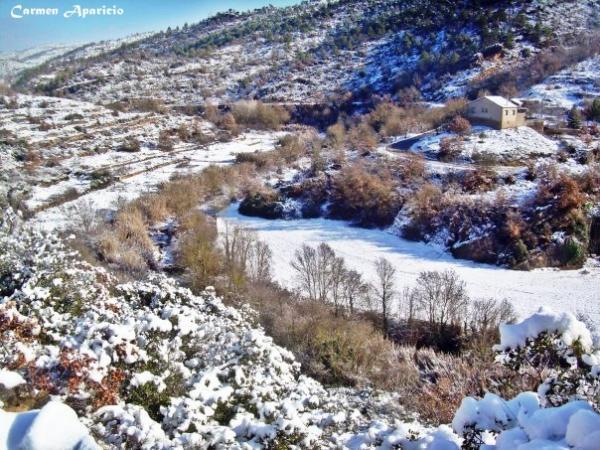 17.09.2013 Nevada del 2010Des del camí de darrera l'guda  Torá -  Carmen Aparicio
