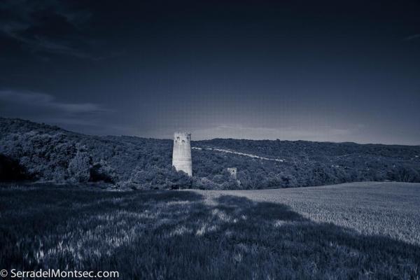 05.10.2013 La torre de Vallferosa, amb uns altres ulls  Vallferosa -  serra del montsec