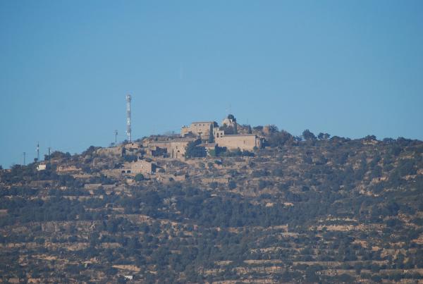 15.12.2013 Vista de l'Aguda  Torà -  Ramon Sunyer