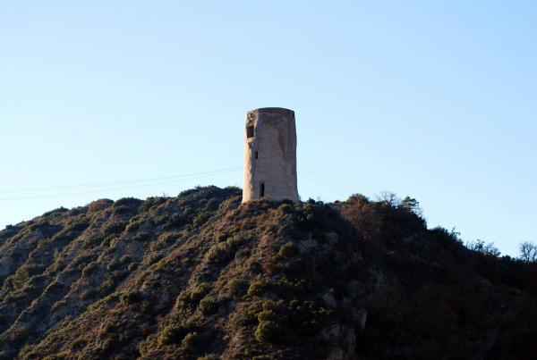 30.12.2013 Torre d'en Balet  Castellfollit de Riubregós -  Ramon Sunyer