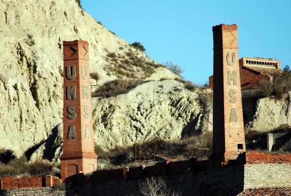 30.12.2013 Record d'un passat industrial  Castellfollit de Riubregós -  Ramon Sunyer