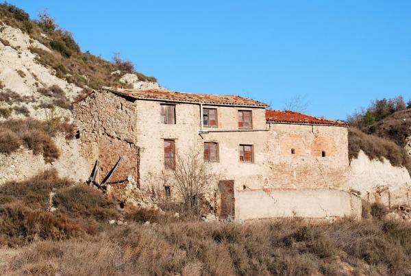 30.12.2013 Mas abandonat  Castellfollit de Riubregós -  Ramon Sunyer
