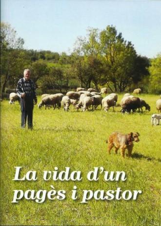 Portada del llibre La vida d'un pagès i pastor