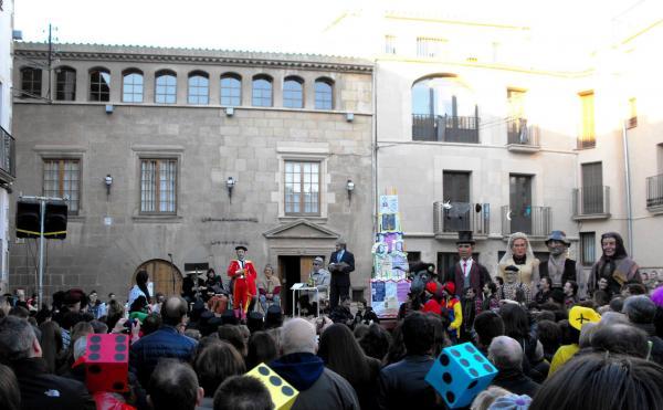 22.02.2014 Pregó   Torà -  Josep A. Vilalta