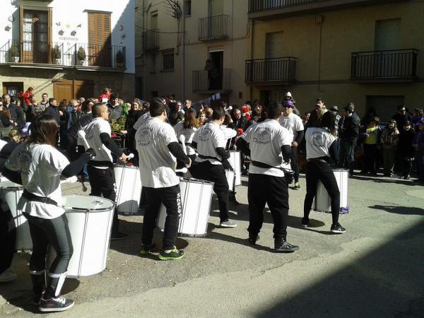 22.02.2014 Festa del dissabte al matí  Torà -  Josep A. Vilalta