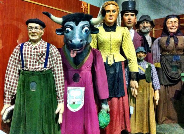 22.02.2014 Els gegants  Torà -  elena marco