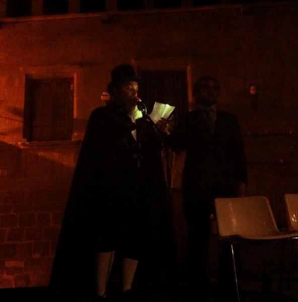 22.02.2014 pregó gairebé a cegues  Torà -  elena marco