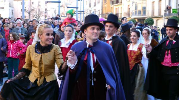 22.02.2014 Arriben les Boniques i els Bonics  Torà -  Xavi