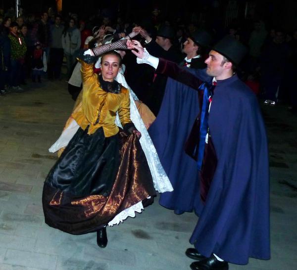 22.02.2014 El ball  Torà -  Xavi