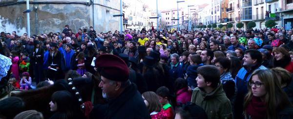 22.02.2014 La Llordera congrega un nombrós públic  Torà -  Xavi