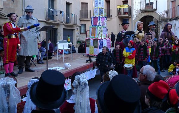 22.02.2014 Pregó  Torà -  Xavi