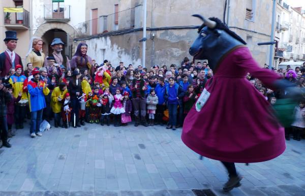 22.02.2014 El Constantí estrena música i ball  Torà -  Xavi