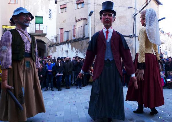 22.02.2014 El ball de la Llordera  Torà -  Xavi