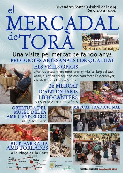 Mercadal de Torà - Torà