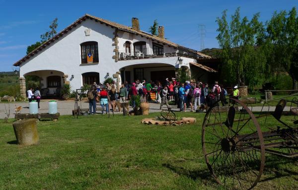 27.04.2014 Mas Mesquita  -  Xavi