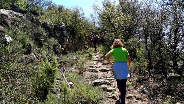 27.04.2014 Antic camí medieval  -  Xavi