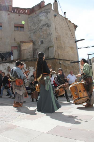 19.04.2014 plaça del vall  Torà -  Anna Garcia Gabal