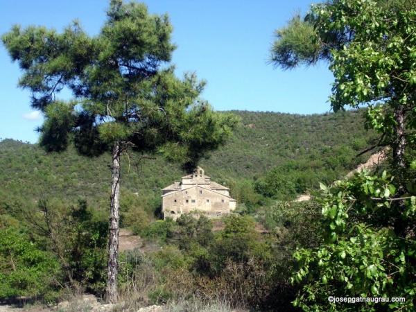 29.04.2014 Monestir de Cellers  -  Josep Gatnau