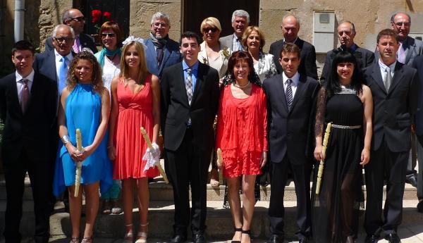 05.05.2014 Priors i priores 2014  Torà -  Xavi