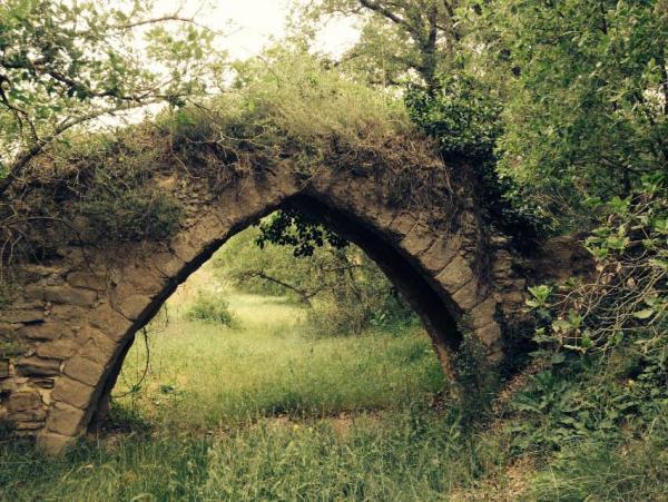 21.05.2014 El pont del diable  Torà -  Elena Cuñé