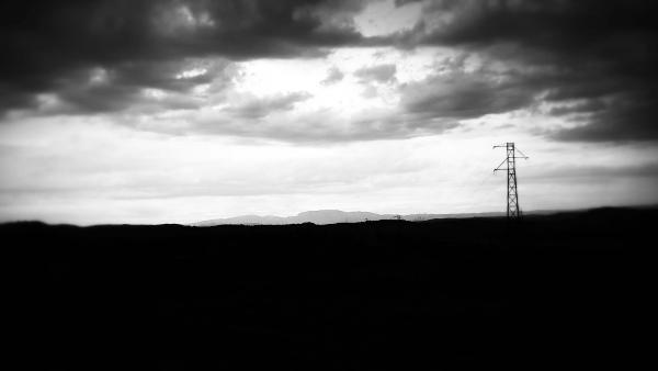 07.07.2014 La @serradelmontsec des de la @valldellobregos, plourà?  Biosca -  Ramon Sunyer