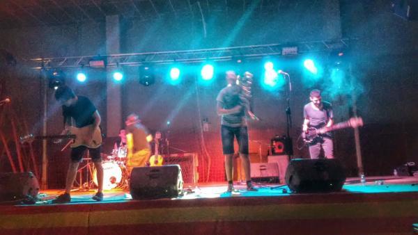 29.08.2014 Concert de Möndo Loco  -  Ramon Sunyer
