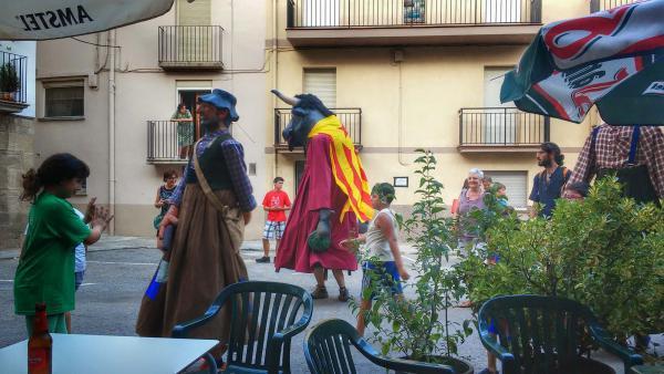 31.08.2014 1a trobada de gegants  -  Ramon Sunyer