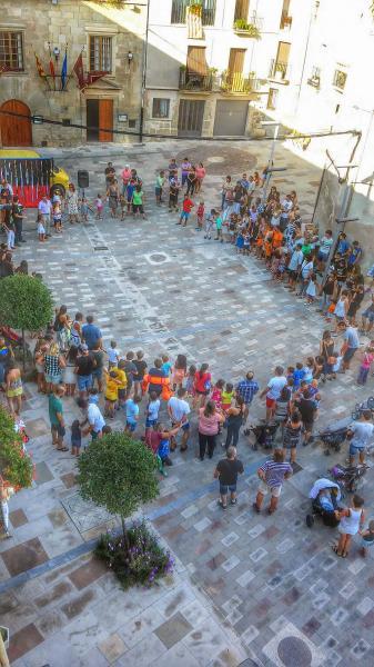31.08.2014 Espectacle Infantil amb la Cremallera Teatre  -  Ramon Sunyer