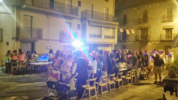 31.08.2014 Sopar del jovent  -  Ramon Sunyer