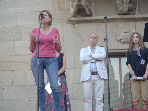20.09.2014 Carme Forcadell  Cervera -  Josep Gatnau Grau