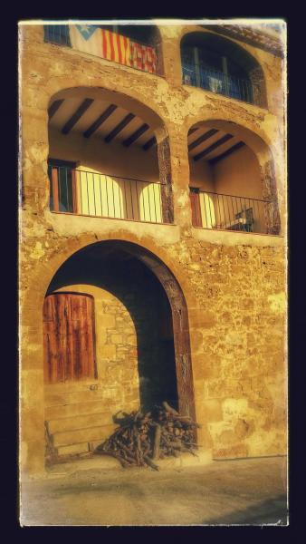 27.10.2014 Eixides a La Rectoria  Madrona -  Ramon Sunyer