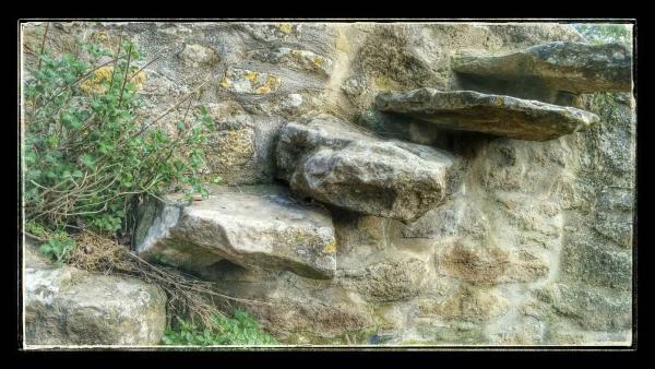 18.10.2014 escales de pedra  Sant Climenç -  Ramon Sunyer