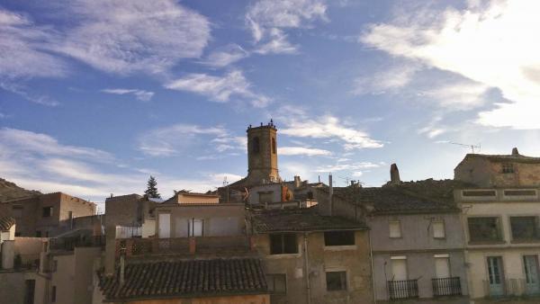 14.11.2014 El campanar  Torà -  Ramon Sunyer