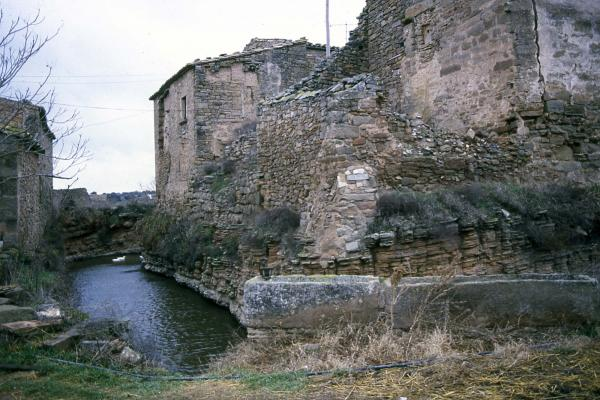 18.11.2000 Fossar a redós del poble  Vilamajor -  Ramon Sunyer