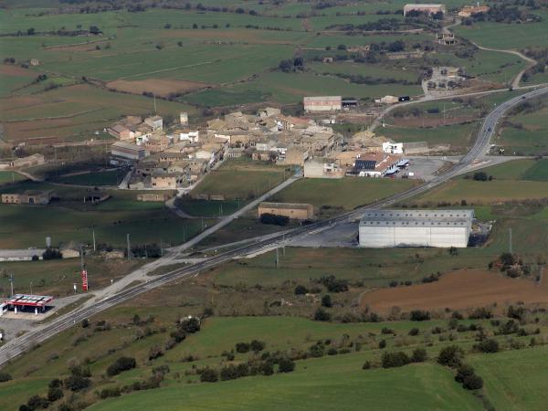 18.11.2014 Vista aèria  Cabanabona -  Josep Pampalona