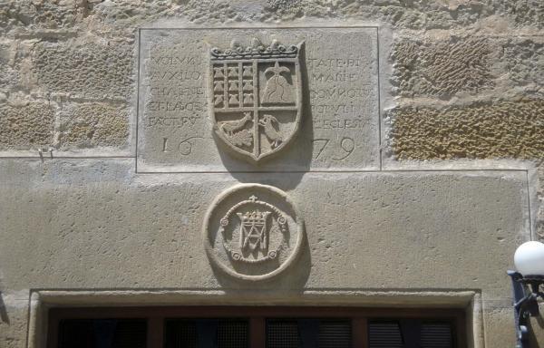 Église de  Santa Maria - Auteur Jordi Bibià (2011)
