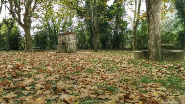 Fountain  dels Dolors - Author Ramon Sunyer (2014)