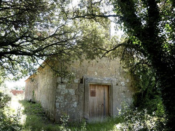 Capella de  Sant Martí de Salomons - Autor Isidre Blanc (2010)