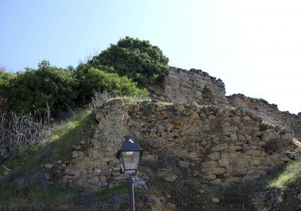 Castell de Cellers - Autor Isidre Blanc (2010)