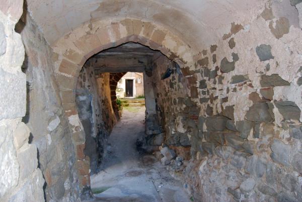 Vila vella L'Alzina - Autor Ramon Sunyer (2014)