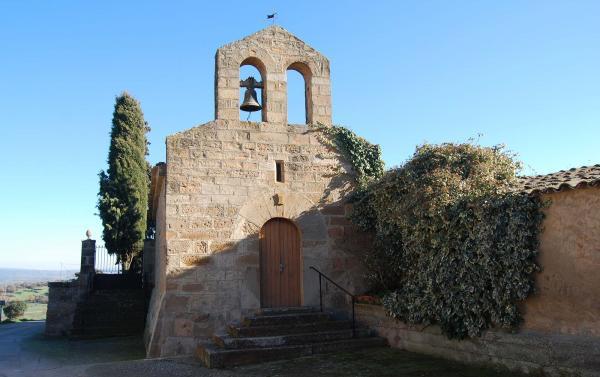 Església de  Sant Martí - Autor Ramon Sunyer (2014)