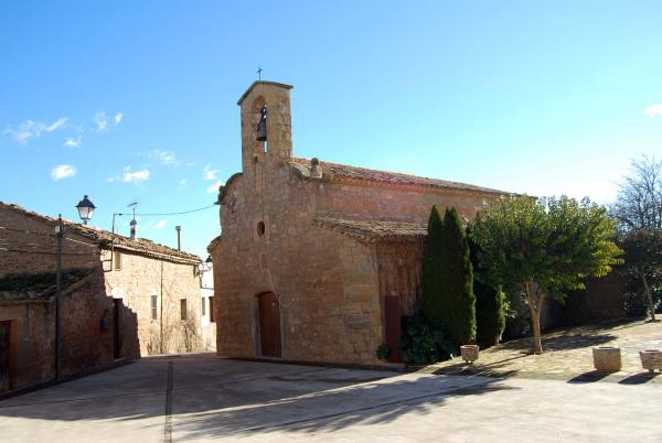 Church of  Sant Sebastià i Sant Isidre - Author Ramon Sunyer (2014)