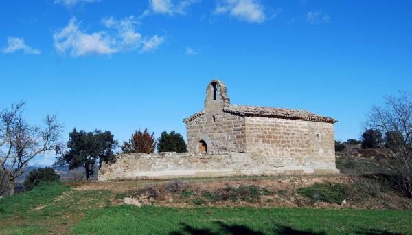 Ermita de  Sant Jaume - Autor Ramon Sunyer (2014)
