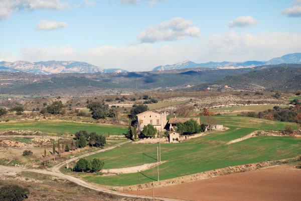 30.12.2014 masia  L'Alzina -  Ramon Sunyer