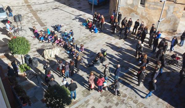28.12.2014 Festa del tió  Torà -  Margarita
