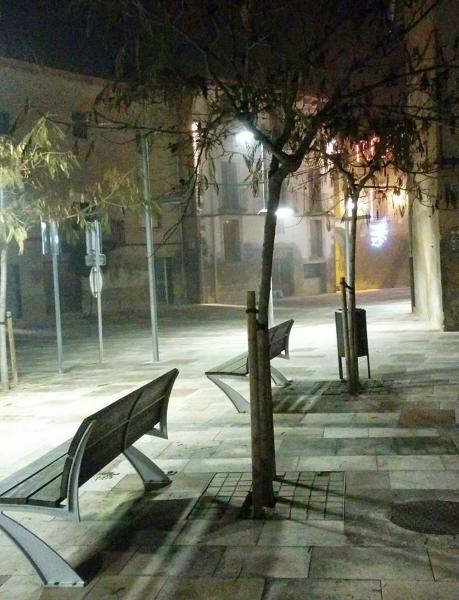 26.12.2014 Plaça Vall  Torà -  Ramon Sunyer