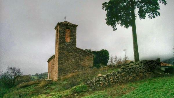 Església Sant Martí romànic - Cellers