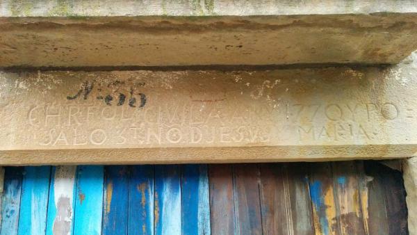 16.01.2015 detall llinda cal Gras  Cellers -  Ramon Sunyer