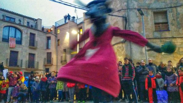 08.02.2015 ball del Constantí  Torà -  Ramon Sunyer