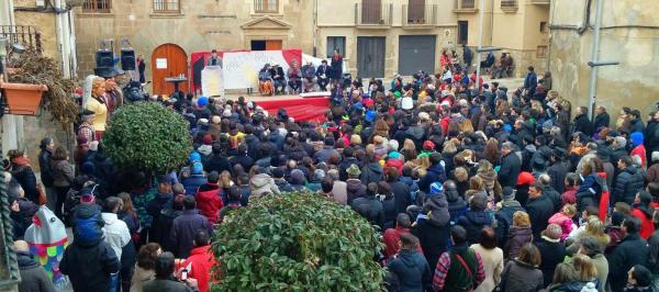 08.02.2015 El pregó  Torà -  Ramon Sunyer
